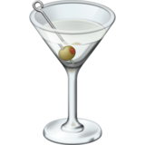 🍸 Emoji (Cocktail glass)