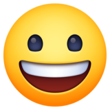 😃 Emoji (Laughing face)